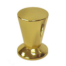 Ручка кнопка 1172 золото