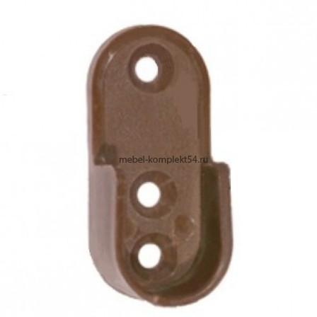 Штангодержатель коричневый