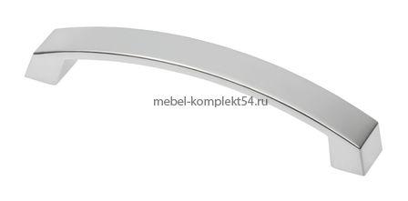 Ручка UZ G1-128-05 матовый хром