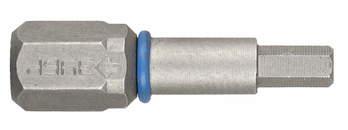 26017-4 Биты Stayer, хвостик с 1/4, HEX  4,  2шт