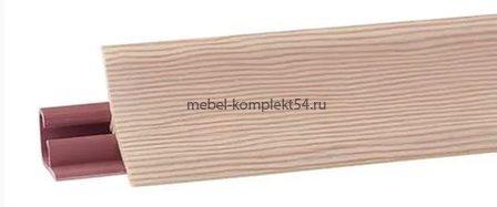 Плинтус  LB-23 3м фино соломеное 695