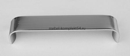 Ручка-скоба, КА909-128мм, хром