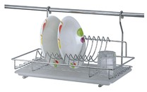 Cушка для посуды  на рейлинг KS-2047