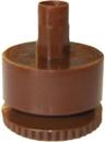 Опора рег. коричневая Н=20-30 под шестигранник
