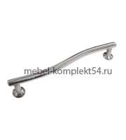 Ручка-скоба RS026 хром 128мм