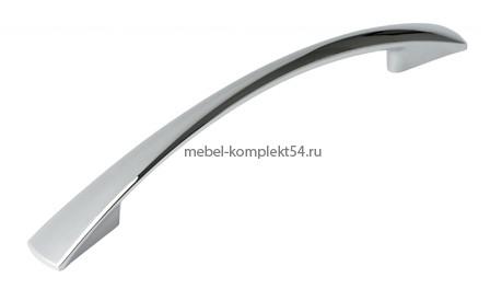 Ручка-скоба 1052, хром, 96мм