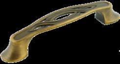 Ручка скоба RS407BAB, 128мм